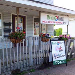 Mobile Ink PEI Office