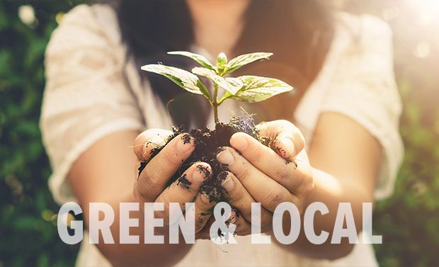 green & local