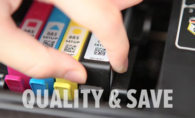 quality & save